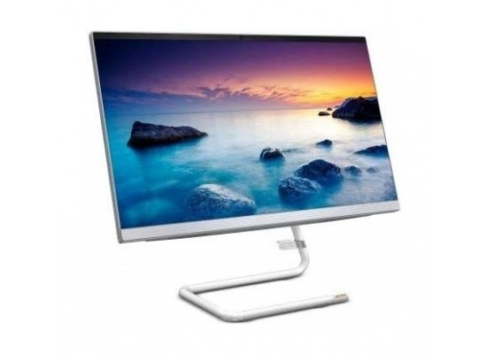 Lenovo Idea Center A340 Core i5 8GB RAM 1TB HDD 23.8-inch All-in-One Desktop - White