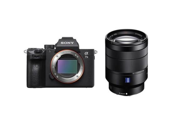Sony Alpha A7 III Mirrorless Digital Camera With 24-70mm Lens - Black