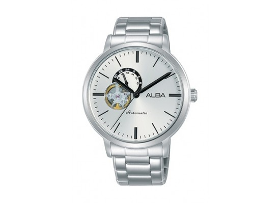 Alba 42mm Automatic Analog Gent's Metal Watch - A9A003X1