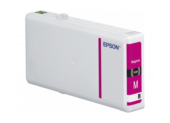Epson Durabrite Ink 79XL For Inkjet Printing 800 Page Yield - Magenta (Single Pack)