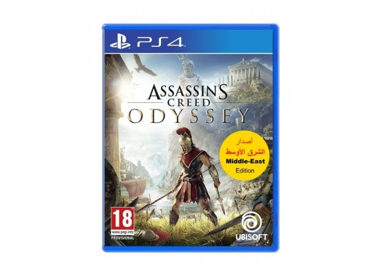 Assassin's Creed Odyssey Arabic Edition - PlayStation 4 Game