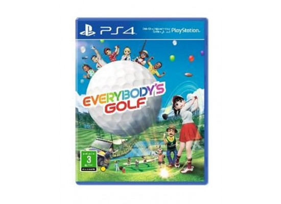 Everybodys Golf Standard Edition - Playstation 4 Game