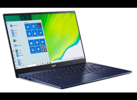 "Acer Swift 5 Pro Intel Core i7 16GB RAM 1TB SSD 14"" FHD Touch Laptop (SF514-54GT-77G1) Blue"