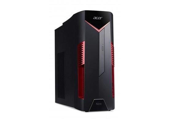 Acer Nitro 50 N50-600 GeForce GTX1650 4GB Core i5 1TB HDD + 128 SSD Gaming Desktop - (DG.E0HEM.02F)