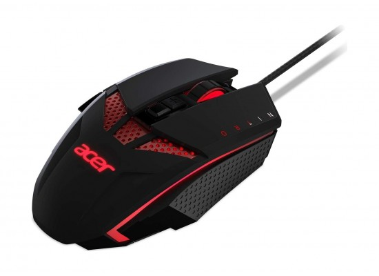 Acer Nitro Wired Mouse - (NP.MCE11.00G)