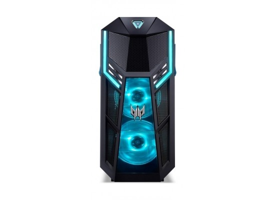 Acer Predator Orion 5000 GeForce RTX2070 Super Core i7 32GB RAM 2TB HDD + 256GB SSD Gaming Desktop (PO5-605S) - Black