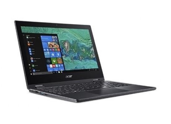 "Acer Spin 1 Intel Pentium Silver N3350 4GB RAM 500GB HDD 11"" Convertible Laptop - Black"