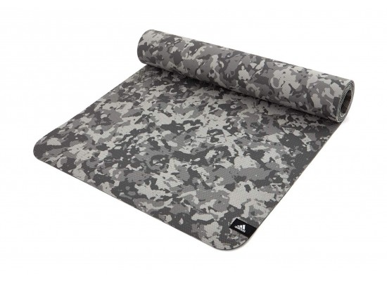 Adidas Training Mat - Camouflage Grey