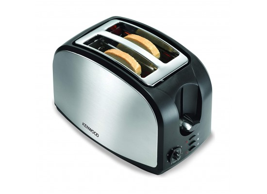 Kenwood 2 Slice Metal Toaster - (TCM01.A0BK)