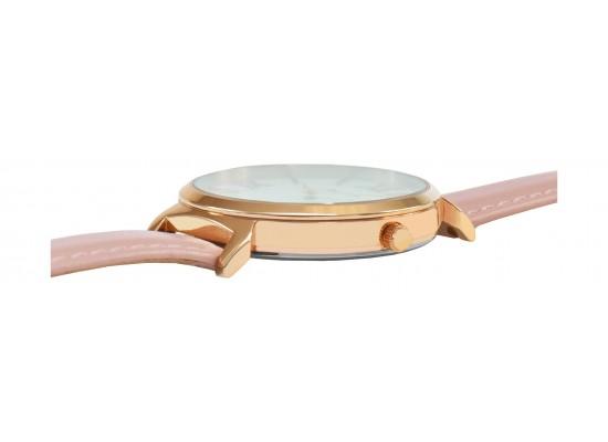 Alba 34mm Ladies Analog Leather Fashion Watch - AG8K78X1
