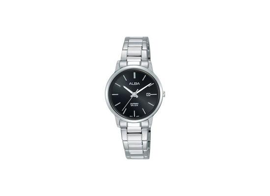 Alba 28mm Analog Ladies Metal Watch (AH7R53X1) - Silver