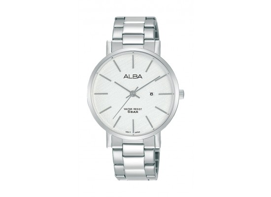 Alba 34mm Ladies Analog Casual Metal Watch - (AH7T67X1)