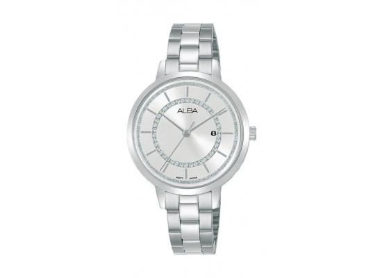 Alba 32mm Ladies Analog Fashion Metal Watch - (AH7U01X1)