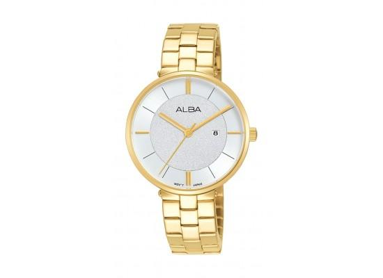 Alba 32mm Ladies Analog Fashion Metal Watch - (AH7U32X1)