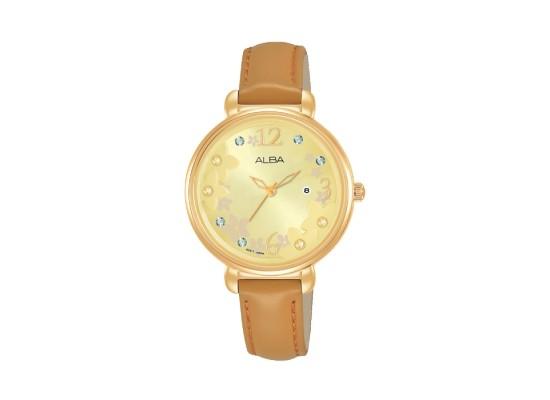 ALBA Quartz Analog Fashion 32mm Ladies Watch - AH7W04X1