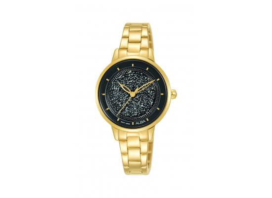 Alba 30mm Analog Ladies Metal Fashion Watch (AH8590X1)