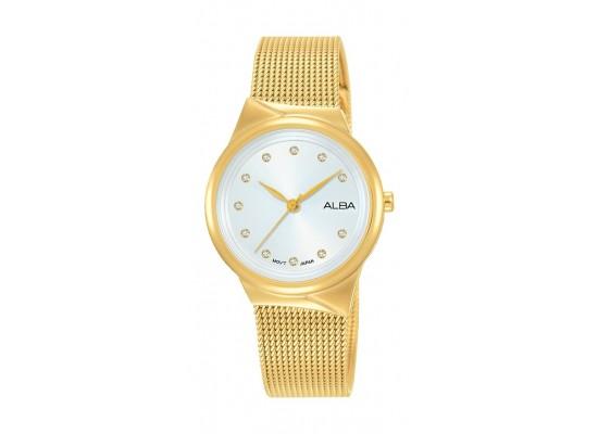 Alba 30mm Ladies Analog Fashion Metal Watch - (AH8616X1)
