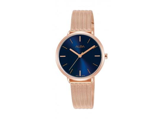 Alba 30mm Ladies Analog Fashion Metal Watch - (AH8706X1)