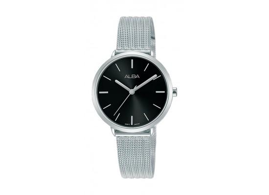 Alba 30mm Ladies Analog Fashion Metal Watch - (AH8717X1)