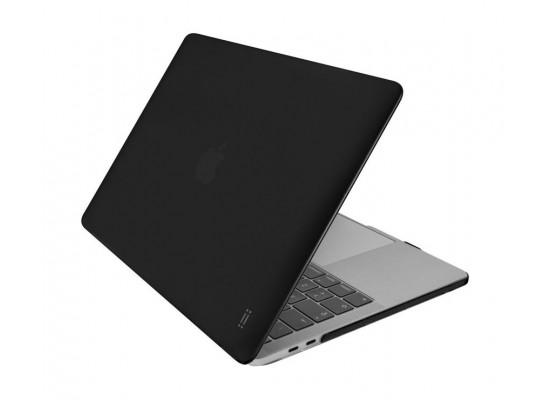 Aiino Glossy Case for MacBook Pro 13 - Black