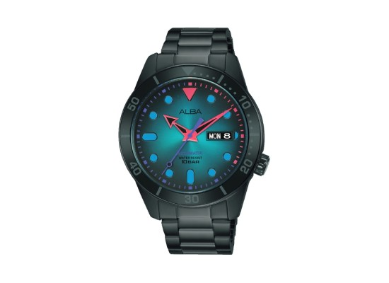 ALBA Quartz Analog Fashion 42mm Gents Watch - AL4175X1