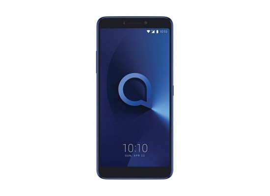 Alcatel 3V 16GB Dual-Sim Phone - Blue