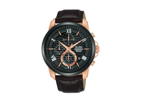 ALBA Quartz Chrono Casual 43mm Gents Watch - AM3780X1