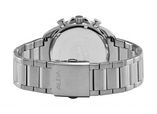 Alba 43mm Men's Chrono Watch (AM3781X1)