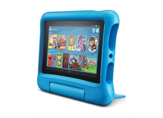 Amazon Fire 7 Kids Edition 7-inch Wifi Tablet - Blue