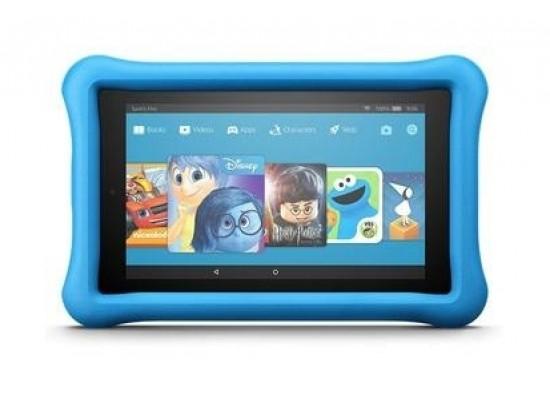 Amazon Fire 7 Kids Edition 7-inch Wifi Tablet - Blue