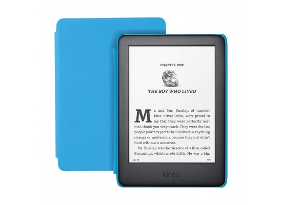 Amazon Kindle Kids Edition 6-inch Wife Tabler - Blue