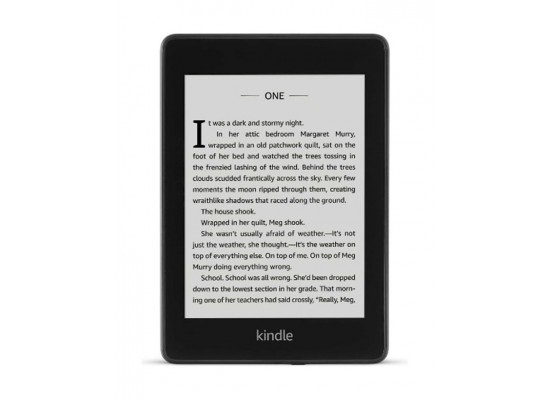 Amazon Kindle Paperwhite 6-inch E-Reader Tablet - Black