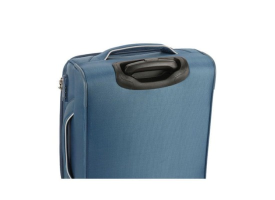 American Tourister Southside Spinner Soft 80cm Luggage Blue xcxite buy in kuwait