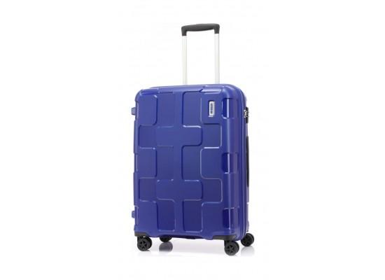American Tourister 82CM Rumpler Spinner Hardcase Luggage - Blue