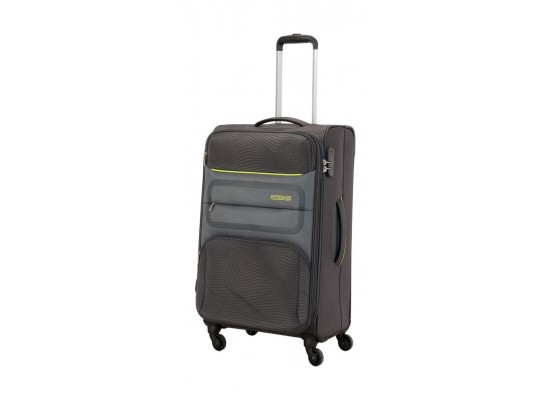 American Tourister Chelsea Soft Luggage (Large) - Grey