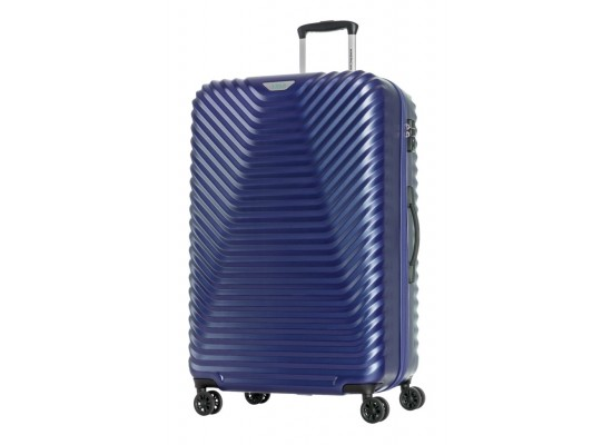 American Tourister Skycove Spinner 55CM Hardcase Luggage - Blue