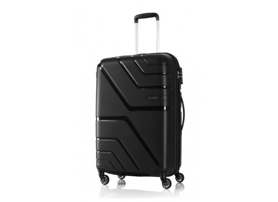 American Tourister Spinner 79/29 Hard Luggage - Black