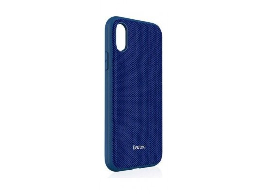 buy online 27534 38a77 Evutec Ballistic Case For iPhone XS - Blue