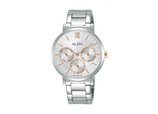 Alba Ladies 34mm Analog Fashion Metal Watch - AP6691X1