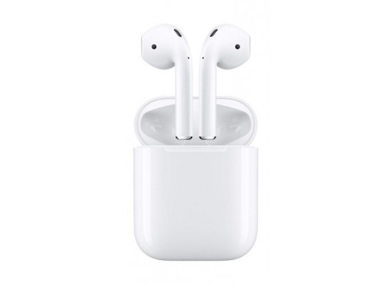 new product 4c8dc 269cf Apple Wireless AirPods MMEF2, White