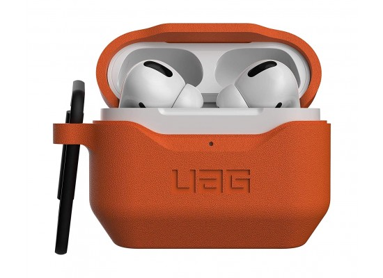 UAG Apple Airpods Pro Silicone Case V2 - Orange
