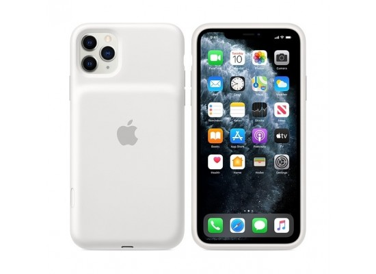 Apple iPhone 11 Pro Smart Battery Case - White