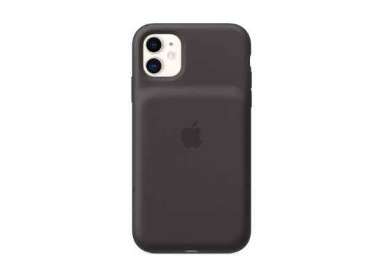 Apple iPhone 11 Smart Battery Case - Black