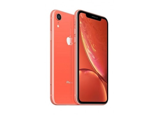 Apple iPhone XR 256GB Phone - Coral