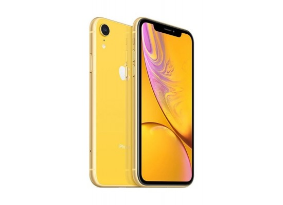 Apple iPhone XR 128GB Phone - Yellow
