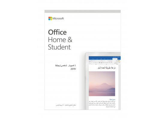 Microsoft Office Home & Student 2019 (H&S)