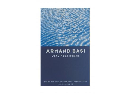 Armand Basi Men L'eau Pour Homme EDT For Men 75 ml