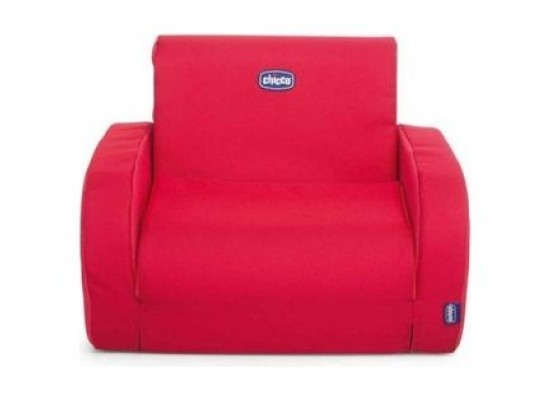 Chicco Twist Baby Arm Chair - Red