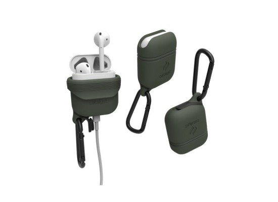 Catalyst Waterproof Case for Apple AirPods - Army Green