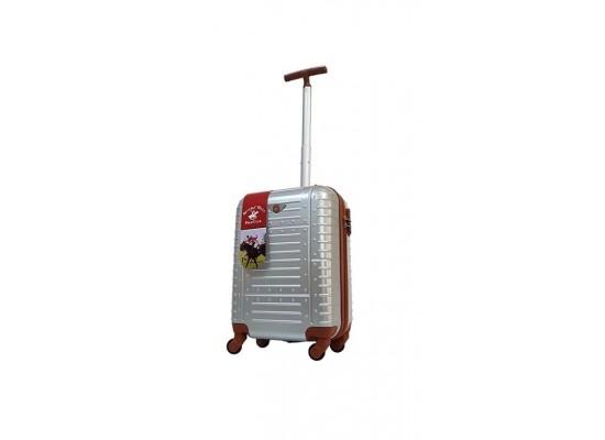 US Polo Amor Hard Luggage 65CM (1GR0105773M-020) - Silver